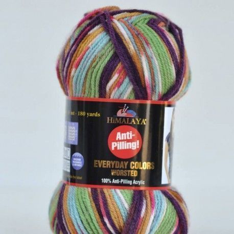 Lana Himalaya Colors Everyday Worsted Multicolor